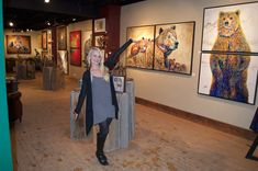 Park City Fine Art & Prospect Gallery • Park City, UT Park City, Galleries, Original Paintings, Art Gallery, Fine Art, Art Museum, Visual Arts