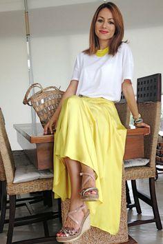 MFABLOG en www.elblogdemonica.es: Always yellow