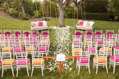 Matching Chair Covers