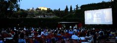 The best movie theaters of the world's best. Cine Thision in Athens Greece
