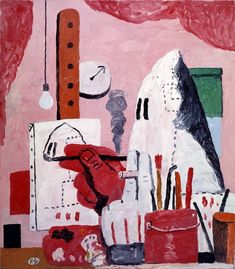 Philip Guston: Hilarious and Horrifying Museum Of Fine Arts, Museum Of Modern Art, Art Criticism, David Hockney, National Gallery Of Art, New York Art, Famous Art, Figure Painting, Art World