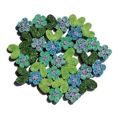 Trivet Forget Me Not, $35, now featured on Fab.
