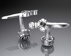 2014 Men's High End Accessories Customized Cufflinks