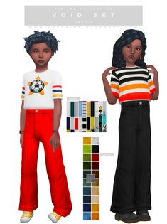 Sims 4 Maxis Match CC finds for you daily. Sims 4 Toddler Clothes, Sims 4 Cc Kids Clothing, Sims 4 Mods Clothes, Children Clothing, Sims Four, Sims 4 Mm Cc, Sims 4 Children, Sims 4 Studio, Sims4 Clothes