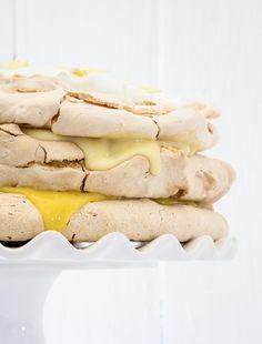 Lemon Meringue l heinstirred