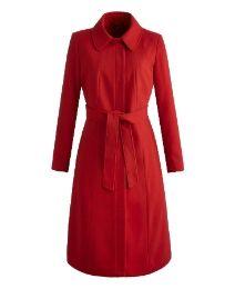 Joanna Hope Fit and Flare Coat $145