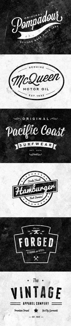 30 Free Vintage Logo Templateshttp://webdesignledger.com/inspiration/13-beautiful-examples-of-colorful-websites
