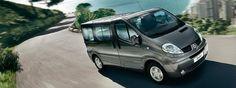 Renault presenta las líneas de la tercera generación de la furgoneta Traffic — MurciaEconomía.com.