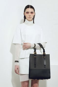 Danielle Foster for Charlie May AW13