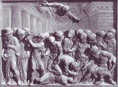 Jacopo Sansovino   Miracolo dello schiavo, 1541-44   Venezia, basilica di San Marco.