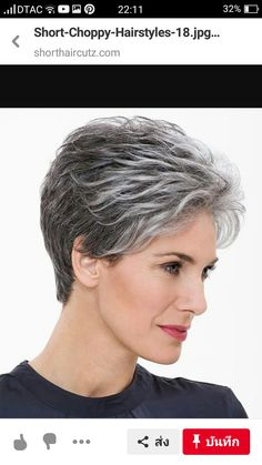 Best Short Choppy Hairstyles for Women Short Choppy Hairstyles 18 Related Best Short Haircuts For Women hairstyles over 50 Sharon Stone Simple and Classic Short Haircuts for Women Over 50 Short Grey Hair, Short Hair With Bangs, Short Hair With Layers, Short Hair Styles, Short Choppy Haircuts, Short Hairstyles Over 50, Trendy Hairstyles, Hair Styles For Women Over 50, Short Hair Cuts For Women