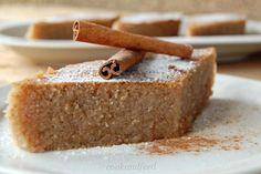 Χαλβάς της Ρήνας/Syrupy Semolina Cake