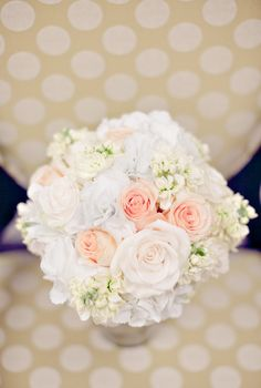 Vintage Plano Wedding by Ivy Weddings – Style Me Pretty