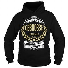 DEBROSSE Shirt - Design DEBROSSE own shirt with our online t shirt creator - Coupon 10% Off