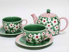 teapot + teacup