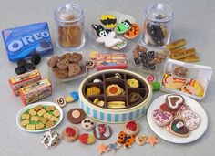 Miniature ~ Cookies | Flickr - Photo Sharing!