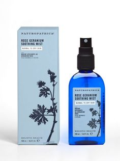 Rose Geranium Soothing Mist- This is my Go To Mist! Love it!