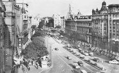 La calle Alcalá 1960.