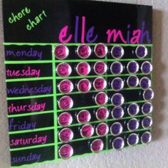 19 best chore chart images  chores for kids chore chart