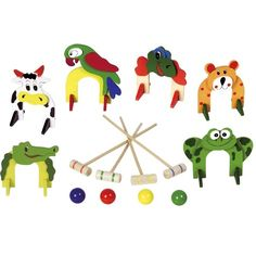 Animal Croquet  $39.99