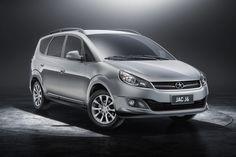 Успей купить городской бизнес седан JAC J5 и семейный компактвэн JAC J6 на 10 000 грн. дешевле. Акционные цены продлены до 17.11.2014 года.