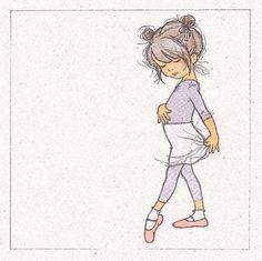 Annabel Spenceley - Ballet Girl