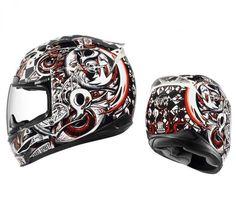 Icon - Airmada Seance Helmet: BTO SPORTS