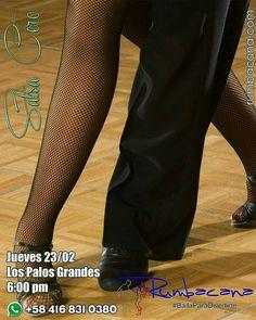 Aprende a Bailar #Salsa desde cero HOY JUEVES 23/02 en Los Palos Grandes a las 6:00 pm. 17 años dedicados a la docencia del baile respaldan nuestro trabajo comprometido con la excelencia. Somos un grupo de personas con una pasión: #Bailar y una vocación: #Enseñar. Invita un amigo al #SanoVicioDeBailar compartiendo esta imagen en tus redes sociales. Si deseas más información escríbenos al whatsapp 58 416 831 0380