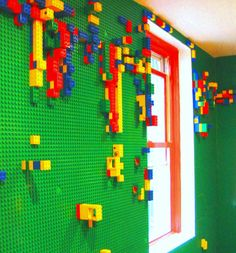 Little Boy (or girl for that matter) playroom idea