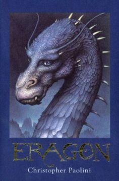 Yep - the book that started it all for Christopher Paolini - Eragon!