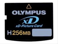 256MB Type-H High Speed xD-Picture Card