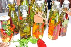 Voss Bottle, Water Bottle, Avocado Dressing, Infused Oils, Kraut, Chutney, Conservation, Jelly, Spices