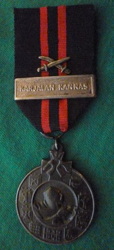 Commemorative Medal of the Winter War Karjalan Kannas clasp