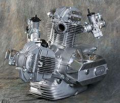 Ducati V twin
