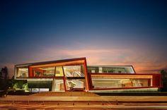Jenga Window by KLID (Kris Lin International Design) | shanghai | China | Mixed-Use 2016 | WAN Awards #architecture #wanawards #jenga #commercial