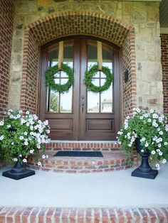 Less-Than-Perfect Life of Bliss: Welcome Changes: The Front Porch