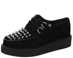 T.U.K. Shoes My obsession with studs will never die.
