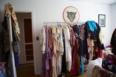 Moon to Moon: The Bohemian Hilltop Home of.... Vanessa from Honeywood Vintage