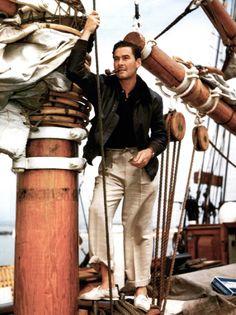 The Ultimate Playboy: Legendary Actor Errol Flynn