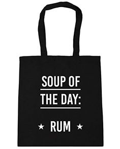 HippoWarehouse Soup Of The Day Rum Tote Shopping Gym Beac... https://www.amazon.co.uk/dp/B01FMHCSSM/ref=cm_sw_r_pi_dp_x9SrxbVG373A0