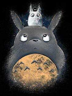 Hahaha ! ☺Like and Share this with your friends ! Follow us if you are Totoro fan ! see more in www.totoroshop.co #totoro #ghibli #cute #love #life #anime #toys #gift #japan #fans #freeshipping #myneighbortotoro #girls #friends #korea #bestfriends #childhood #memories #bestmemories