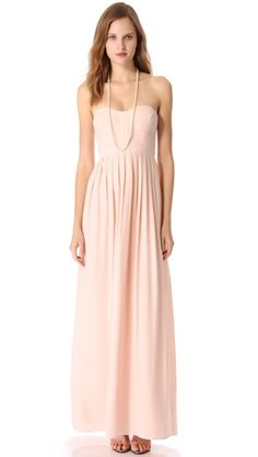 bayou maxi dress / parker