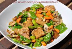 saat-s-tempehem Tempeh, Kung Pao Chicken, Potato Salad, Potatoes, Keto, Ethnic Recipes, Food, Potato, Essen