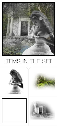 """""""Swimming Memories"""" by the-rippers-daughter ❤ liked on Polyvore featuring art"""