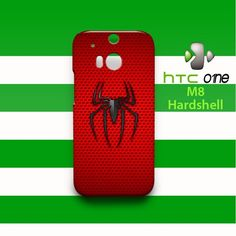 Spiderman HTC One M8 Case Cover Hardshell