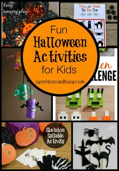 Fun Halloween Activities for Kids