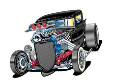 rat rods cartoons | Rat Rod Car Graphics Code | Rat Rod Car Comments & Pictures