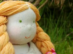 Waldorf doll tutorial--I'd love to make some of these for the girls!