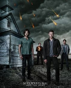 Supernatural - Church - Official Mini Poster