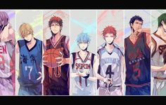 Kuroko No Basket Wallpaper Basket Anime